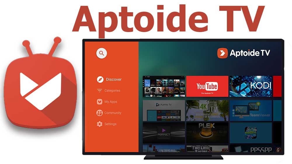 Aptoide TV for Android TV Box - Free Download and install