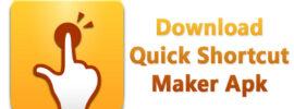 Quick Shortcut Maker